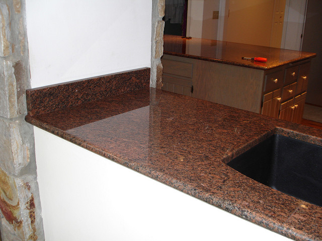 How to Buff out a Chip in Material Silestone