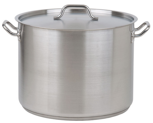 Adcraft Countertops Round Kettle 11 Quart Soup Warmer