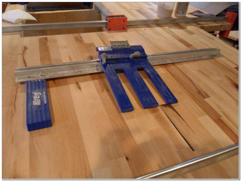 How to Measure and Cut Crown Molding Clamp