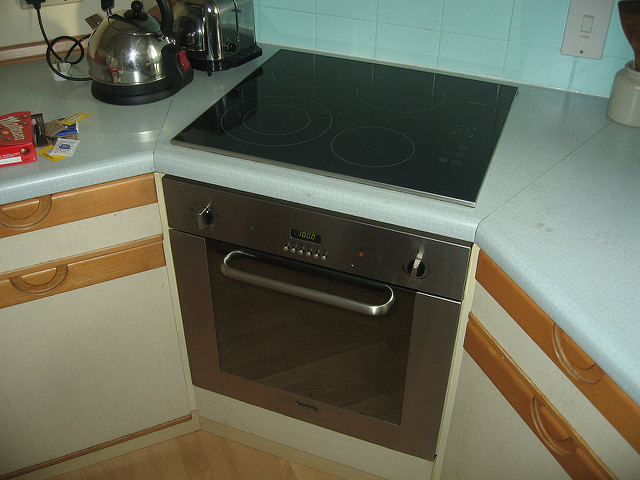 Induction Home Page Oven and Hob