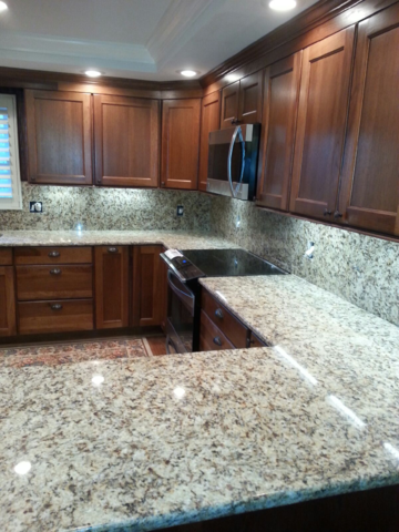 Rust Oleum Countertops Transformations Transformation at Lowe