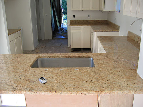 Types of Countertops that Start with C