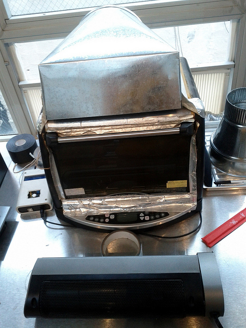 Toaster Oven Made in Usa