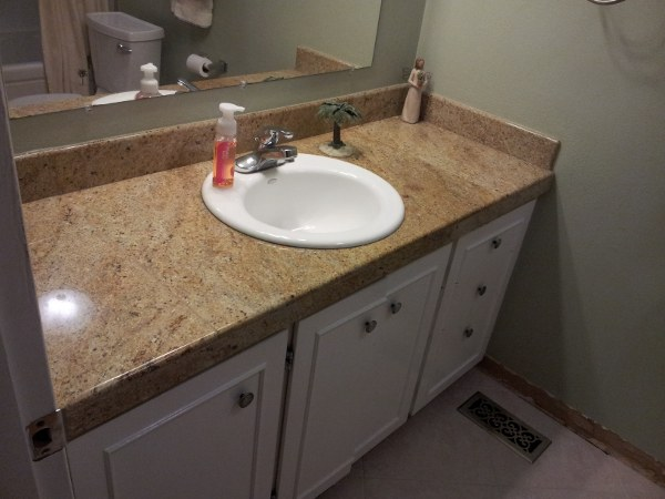 How to Back Laminate Countertops So I Install a You Can Cut On