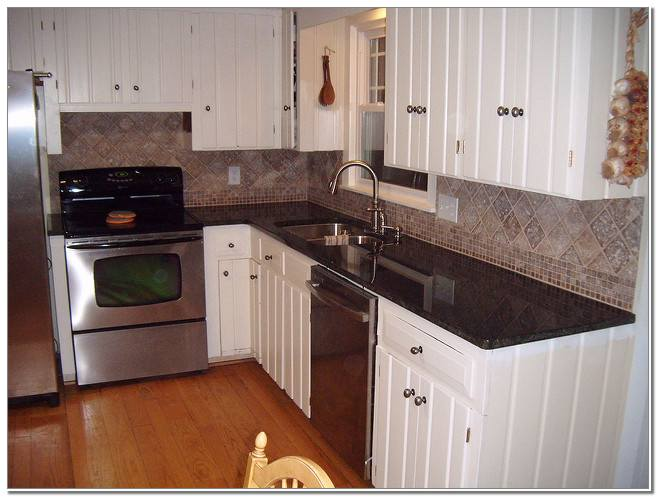 The Best Kitchen Ideas Cabinets and Backsplash Idea for White Cabinet
