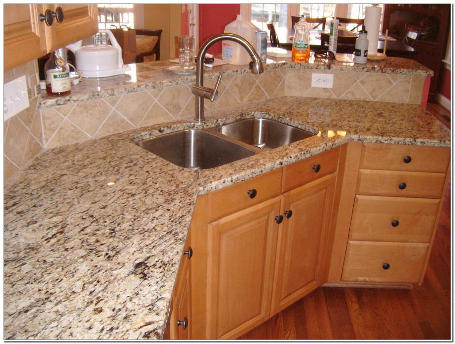 White with Backsplash Picture