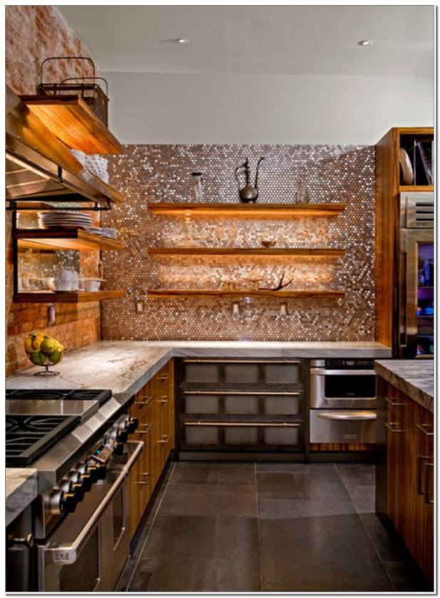 Solid Surface Countertops with Sparkle