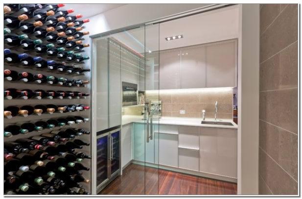 DESSERTS Wine Glas Storage