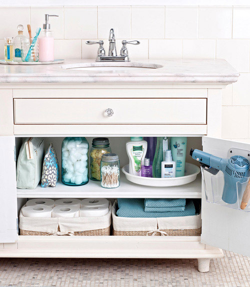 Countertops and Bathroom Storage Furniture Wire Shelving