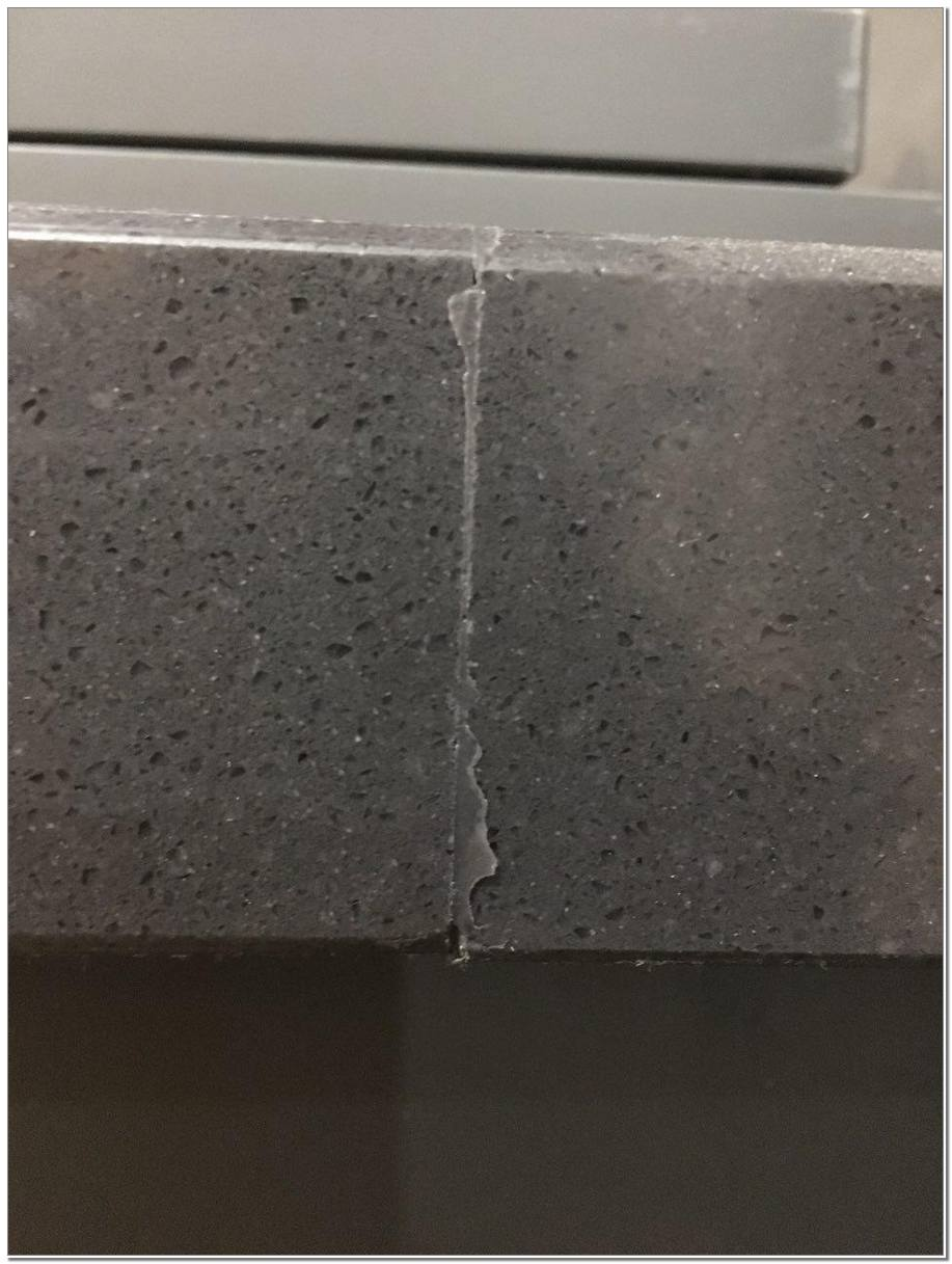 Granite … There IS a Wrong Way to Do It Seam Sealer