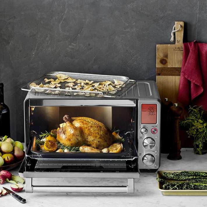 Calphalon Quartz Heat Countertops Oven TSCLTRDG1 Cooking Element