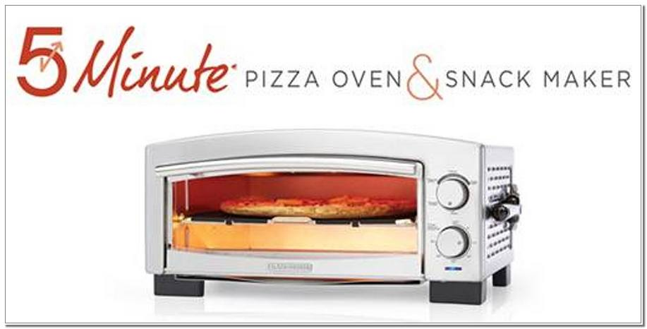 Countertops Pizza and Ovens Snack Oven
